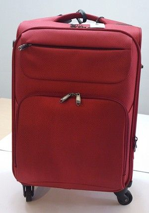 Newest design polyester carry on luggage