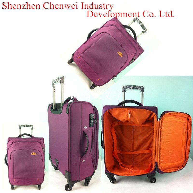 Trolley Travel Luggage Bag