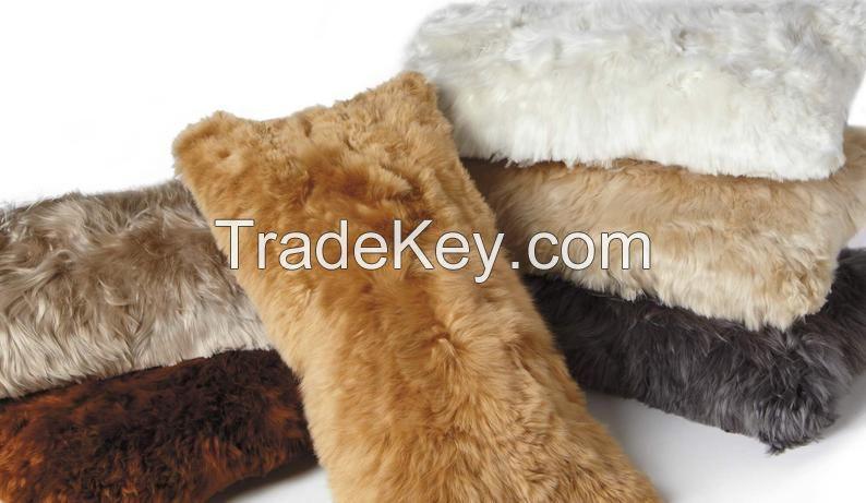 alpaca cushion
