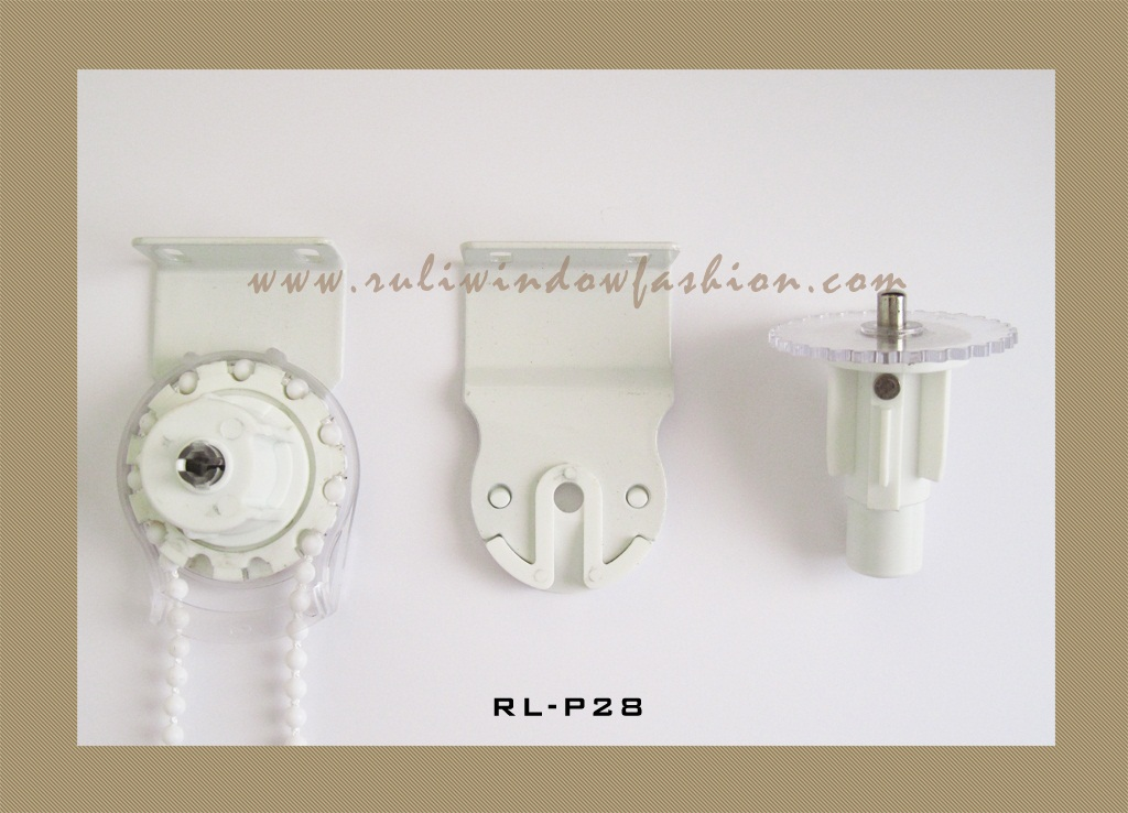 Polos roller blinds components