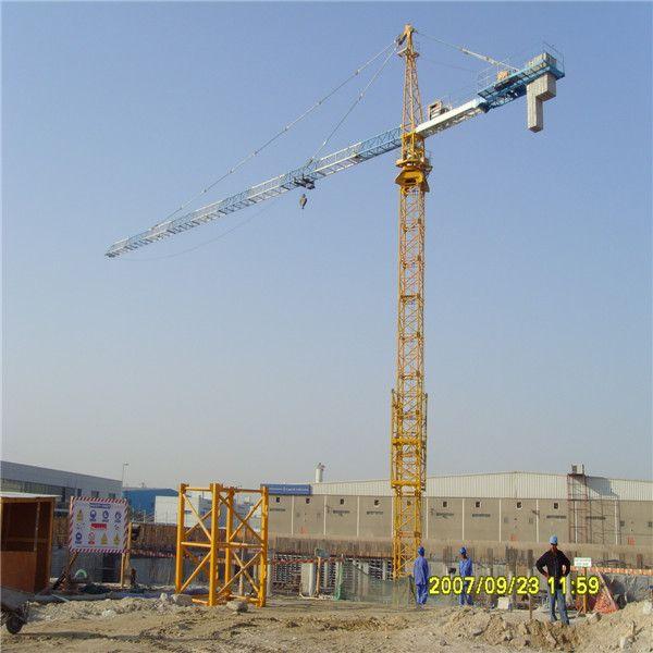 TOWER CRANE QTZ4810 4T