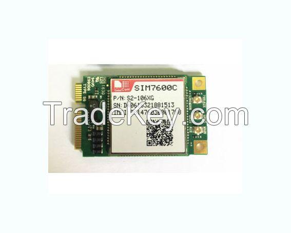 SIMCOM CAT4 LTE 4G Module SIM7600C-PCIE