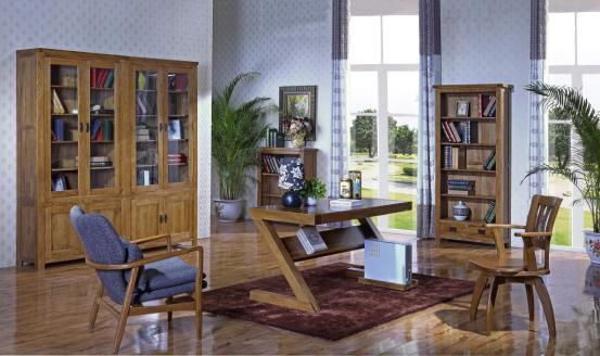 Office Furniture Solid Oke