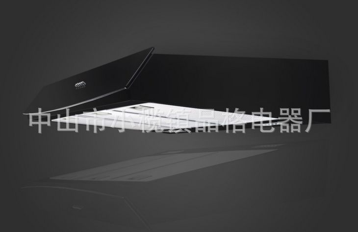 Export supply of ultra-thin 90 cm flat screen single/double motor range hoods PG209-90