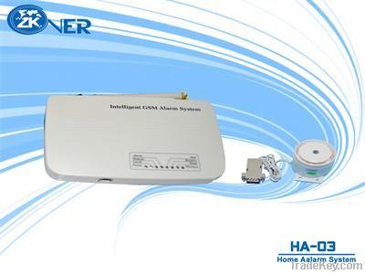 GSM Home Alarm, Anti-Theft Alarm (HA03)