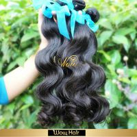 6A Unprocessed Virgin Hair