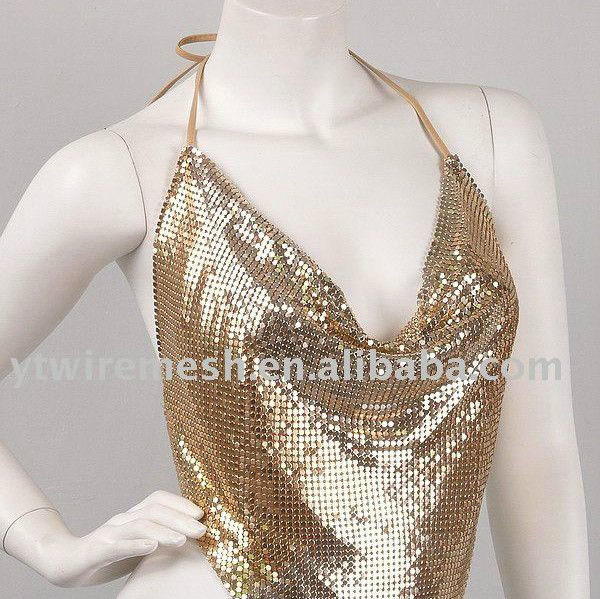 Decorative Colorful Metallic Sequin Cloth