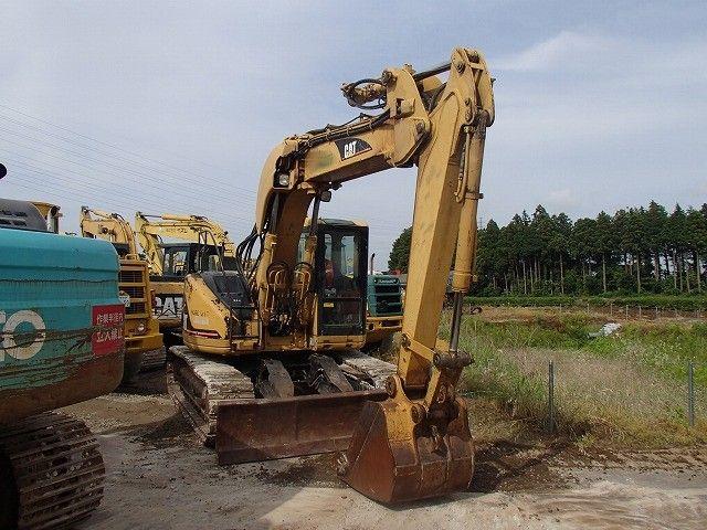 Used Crawler Excavator CAT 313BSR