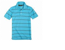 Men's Polo Shirt with Short Sleeves,