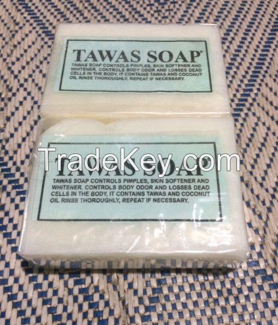 Tawas soap