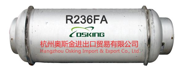 refrigerant//Manufacturing/OSKING Exporter/Wholesale price/Fire Extinguishing/99.9% purity R236FA