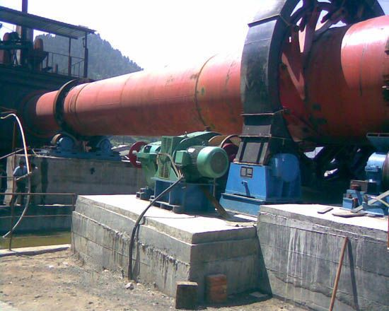 High efficiency Cement Production Plant