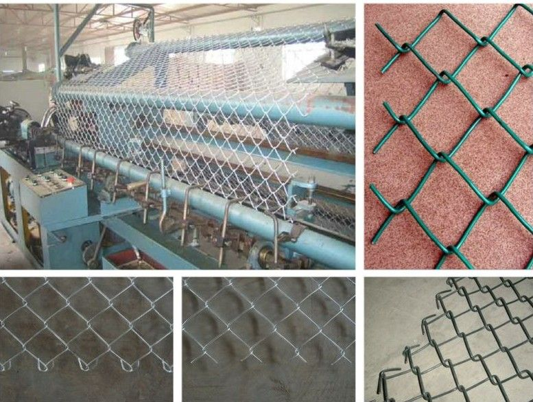 Diamond Wire Mesh/Chain Link Fence 6*6