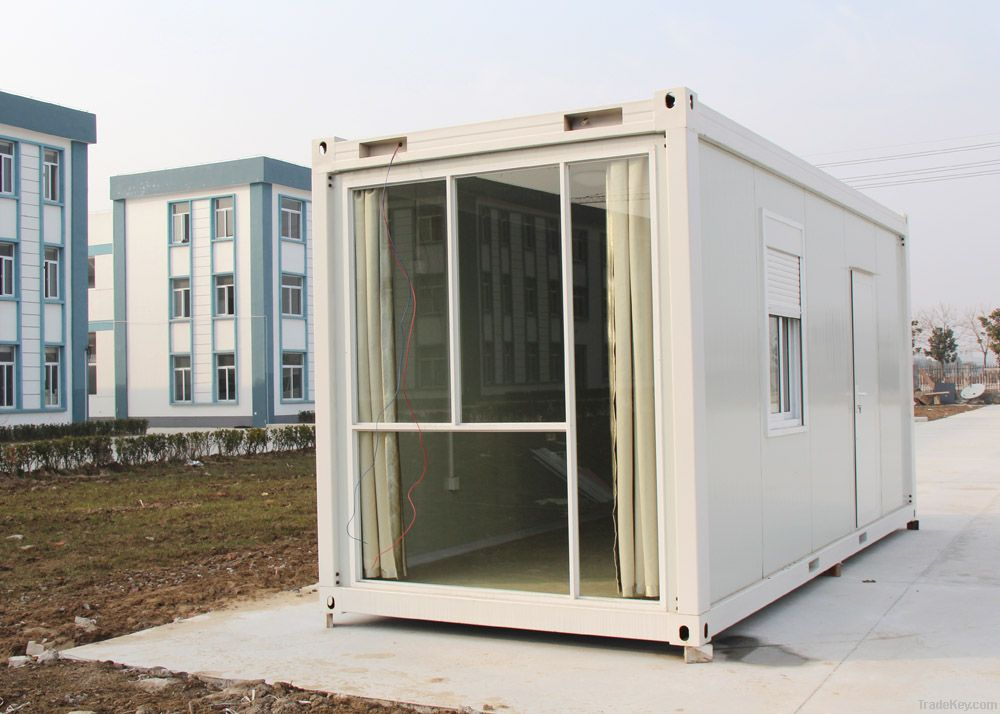 Container House, Prefab House