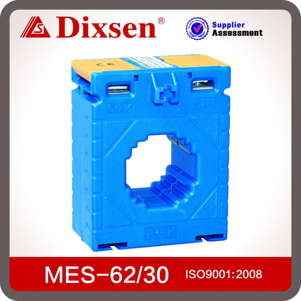 low voltage high accuracy current transformer