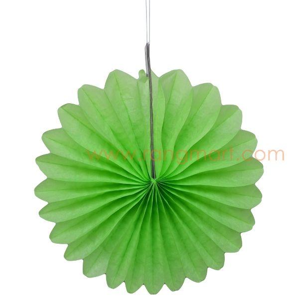 Dia. 21CM, decorative paper fan, party decorations, wedding decorative paper fan