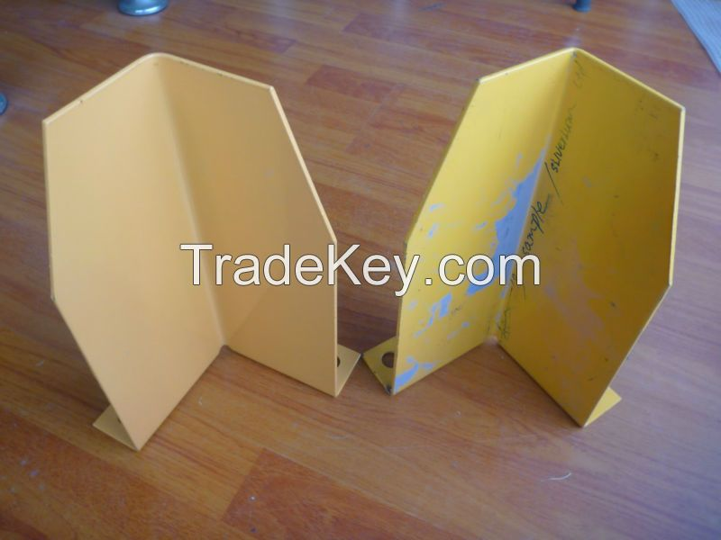 Frame protector, upright protector, Corrosion Protection