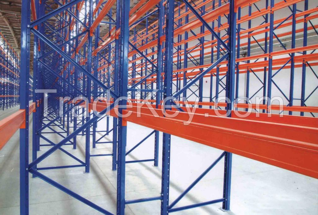 Racking pallet! Heavy duty pallet rack for warehouse storage,manufacture steel pallet racking with ISO and CE,metal shelving