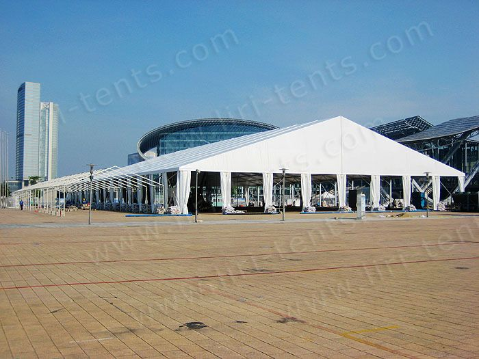 40-60meters and high quality big tents for sale in south africa