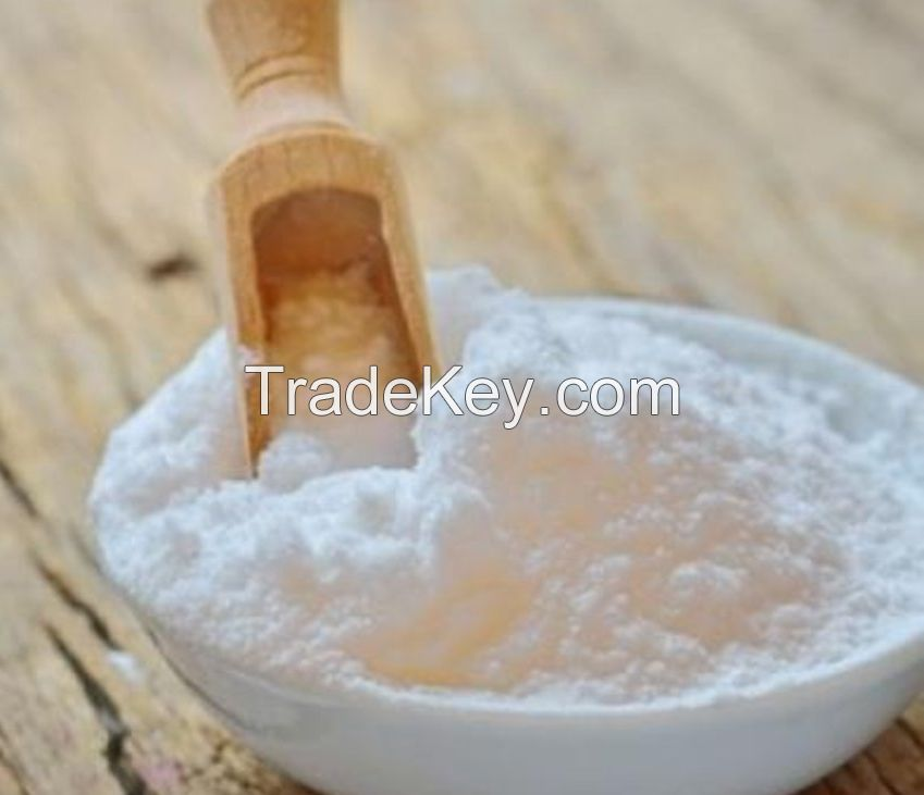 Baking soda. sodium bicarbonate