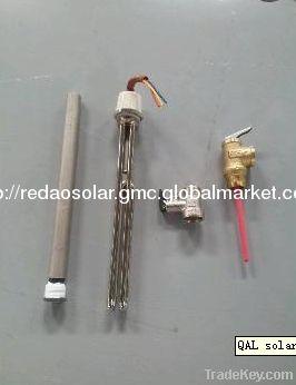 solar water heater accessries