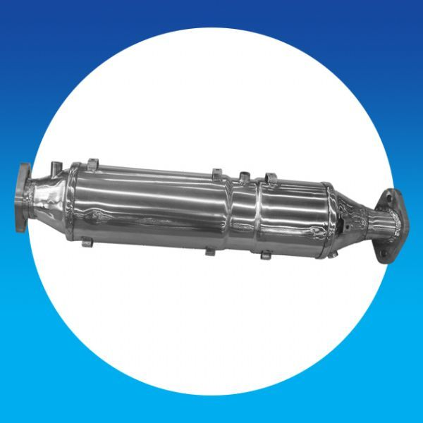 Catalytic converter 01