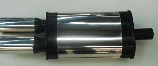 Exhaust Muffler 01