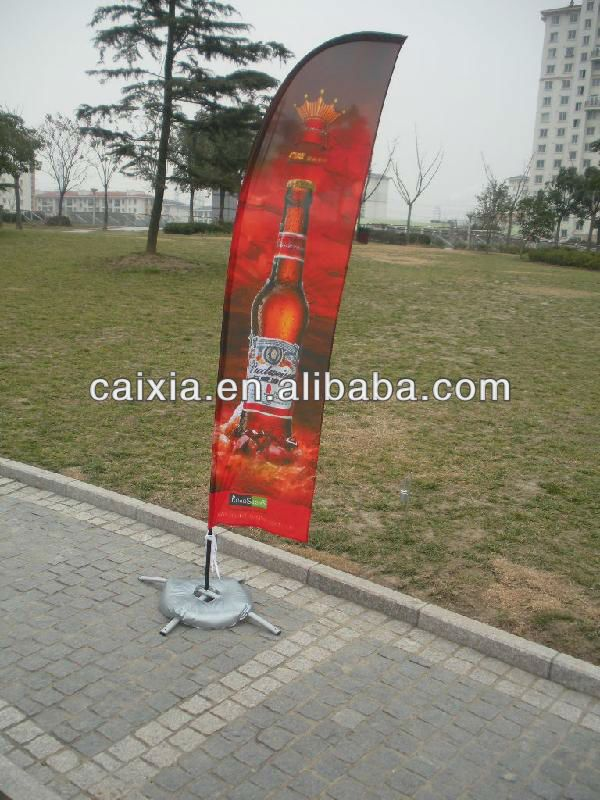 banner stand flag