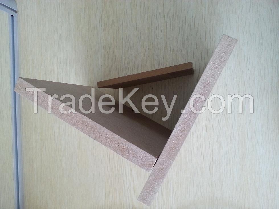 plain MDF/hdf board, melamine faced mdf board