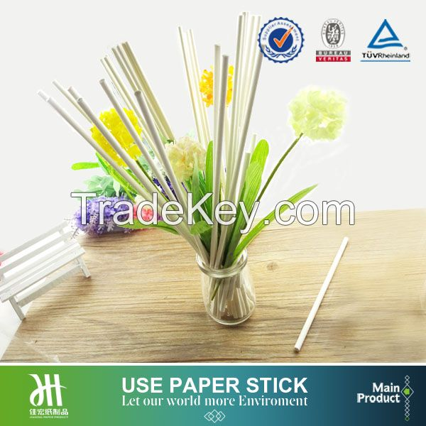 Cotton candy paper sticks, cake pop paper stick