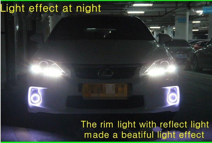 10W High brightness angel eye fog lamp DRL