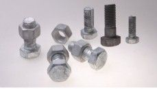 large hexagon head bolts; power bolts; highway bolts;architecture bolts;