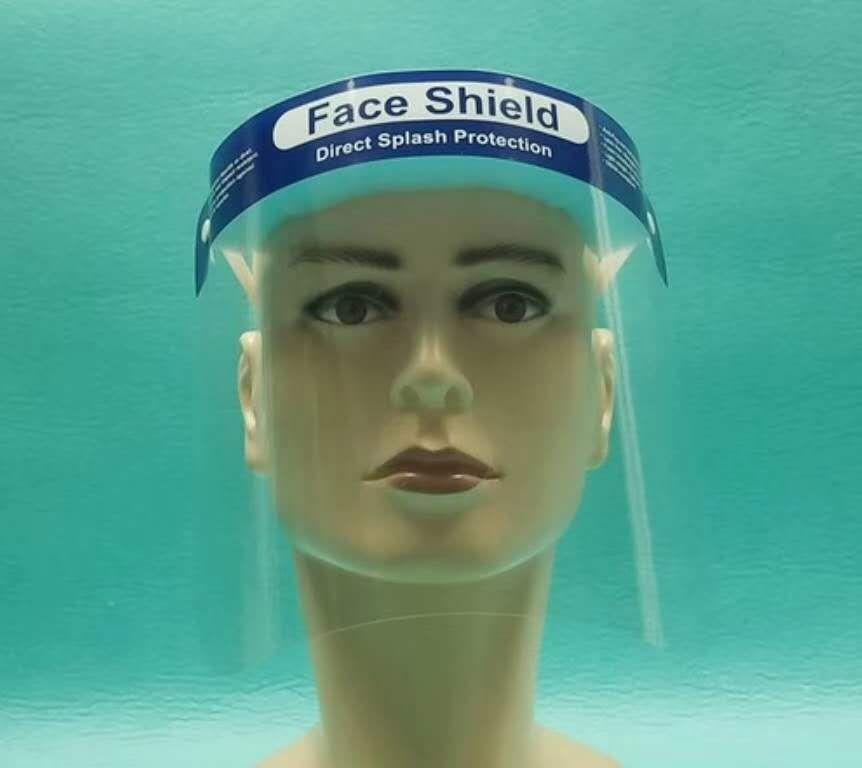 Disposable Transparent Protective Face Shield