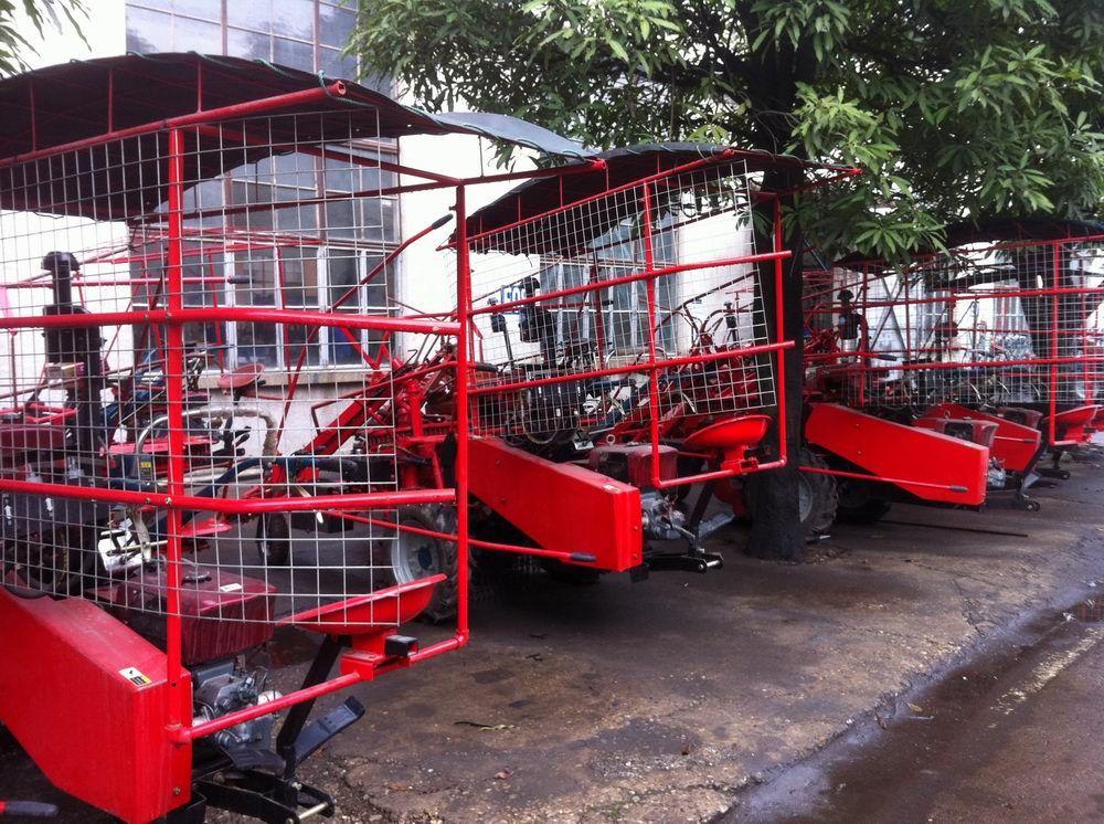 TAGRM SH5II sugarcane harvesting machine/combine harvester