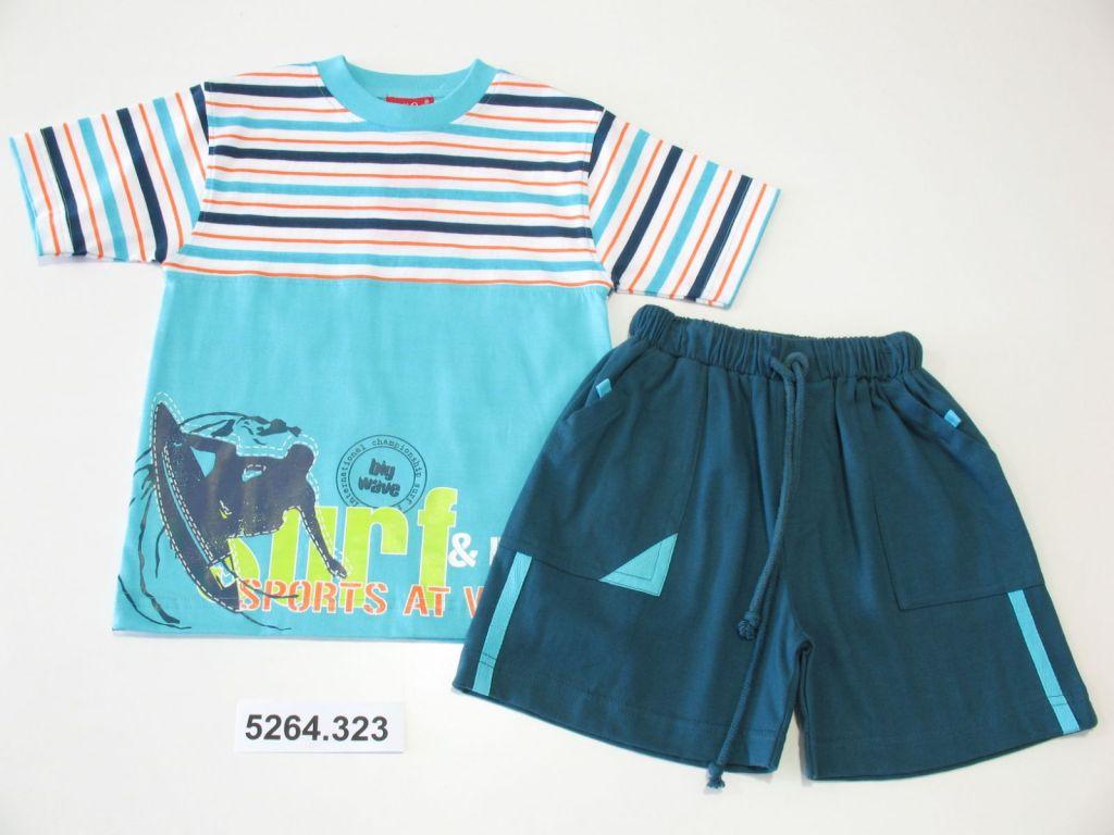 Baby set garments