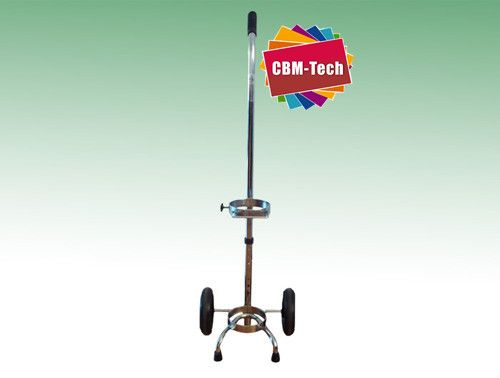 5~10L Oxygen Cart, Protable O2 Cylinder Cart