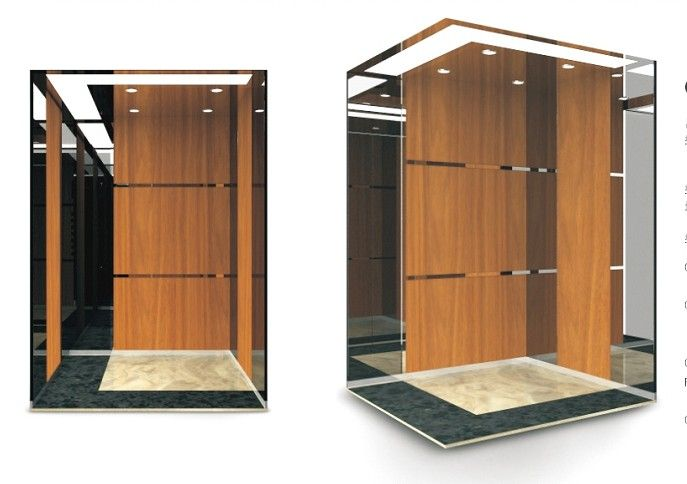 Made in China Guangri Brand High Quality Elevator