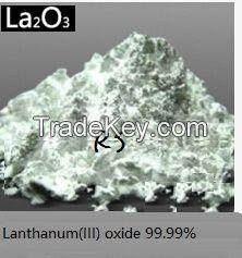 Lanthanum(III) oxide, La2O3 , 99.99%