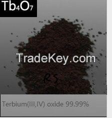 Terbium(III, IV) oxide, Tb4O7, 99.99%