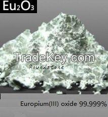 Europium(III) oxide , Eu2O3, 99.999%