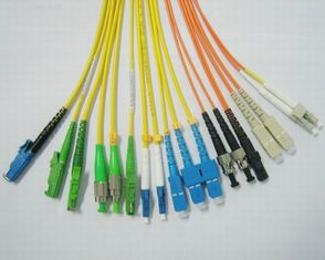 High Credibility And Stability Fiber Optic Patch Cord
