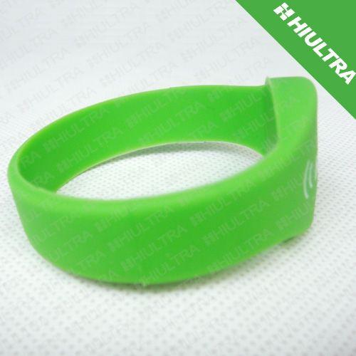 rfid swimming pool bracelet with logo