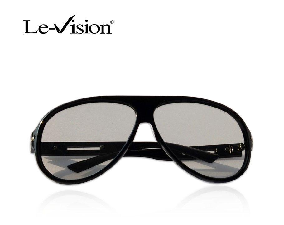 Polarized 3D Movie Glasses for Passive Digital Cinema