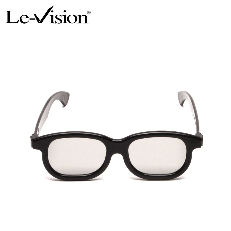Professional Manufacturer Supply Circular 3D Glasses for High-Level Cinema