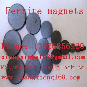 ferrite  magnet