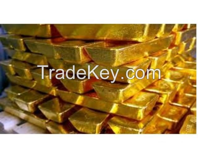 WE HAVE A.U GOLD BARS FOR SALE