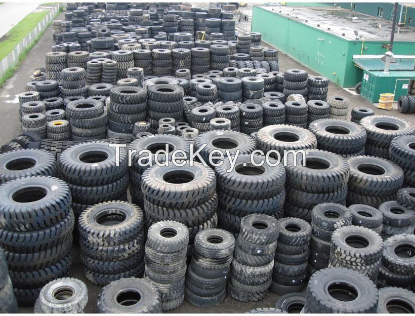 Bridgestone Yokohama Toyo Michelin Pirelli Dunlop used tire