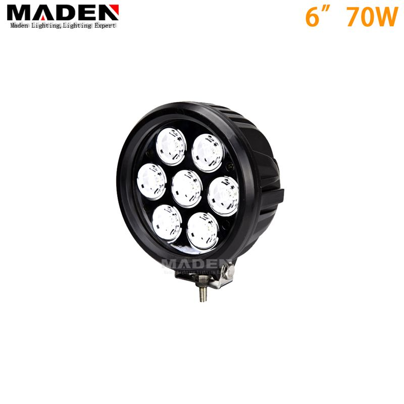 70W LED Work Light Off road ATV SUV 4x4 work lamps MD-6700