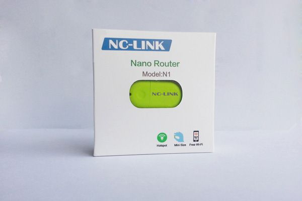 150Mbps Wireless Nano Router   N1