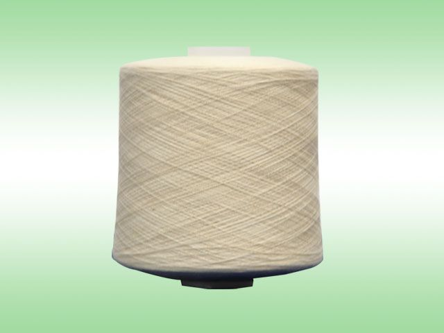 Bale of cotton polyester core-spun Thread sewing thread